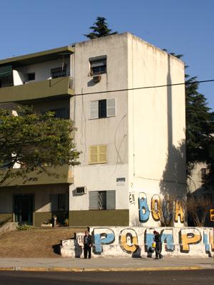 Buenos Aires, Barrio 17 de Octubre, 1950, Villa Pueyrredón