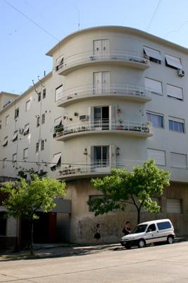 Buenos Aires, San Telmo, Estanislao Pirovano, Casa Colectiva América, 1937