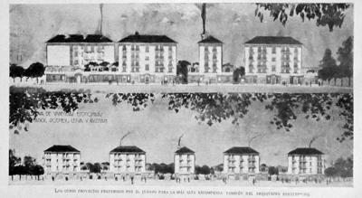 Housing for the Masses, Fermín Bereterbide