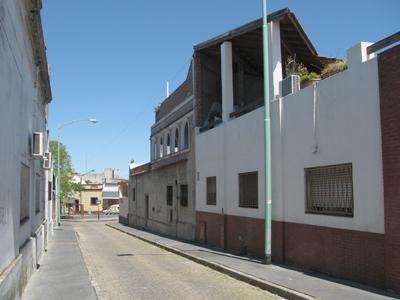 Public housing, Buenos Aires, Parque Chacabuco, Barrio Butteler