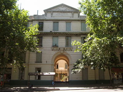 Buenos Aires, Parque Patricios, Casa Colectiva Valentín Alsina, 1919