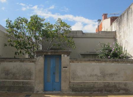 Buenos Aires, casa chorizo, Parque Chas