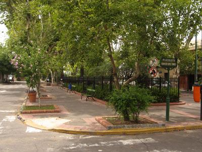 Buenos Aires, Parque Patricios, Microbarrio La Colonia, 1914