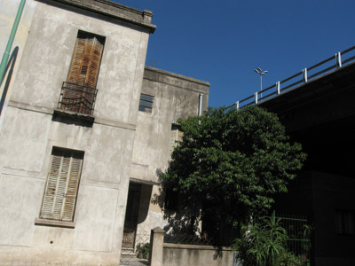 Buenos Aires, Parque Chacabuco, Barrio Emilio Mitre, 1923