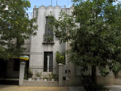 Buenos Aires, Villa Santa Rita, Barrio Nazca, 1923