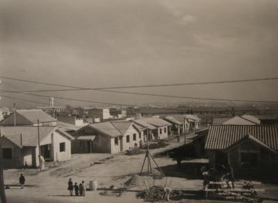 Buenos Aires, Saavedra, Barrio Juan Perón, 1949, AGN photo