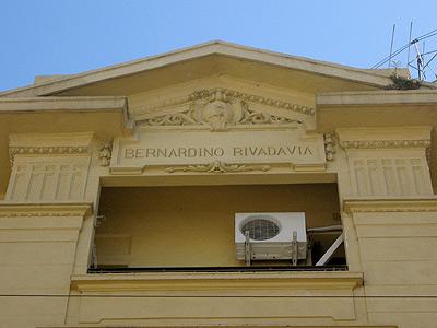 Buenos Aires, San Telmo, Casa Colectiva Bernardino Rivadavia, 1921-22