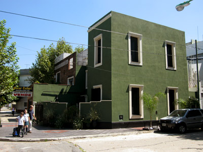 Buenos Aires, Liniers, Barrio Tellier-Falcón, Barrio de las Mil Casas, 1927