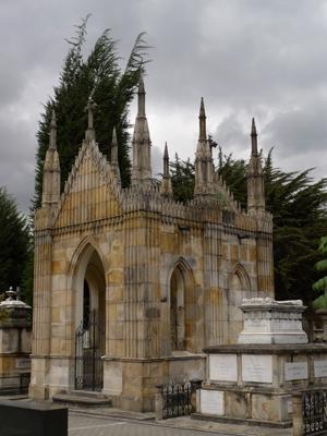Cementerio Central, Bogotá, Colombia