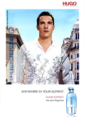 Hugo Boss, Jonathan Rhys-Meyers in Buenos Aires