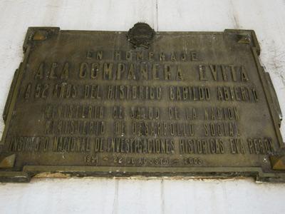 Avenida 9 de Julio, Buenos Aires, ex-Ministerio de Obras Públicas