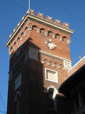 CIAE architecture, Buenos Aires, Retiro, Subusina Tres Sargentos
