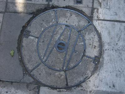 CIAE, manhole