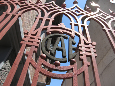 CIAE architecture, Chiogna, Buenos Aires, Barracas, Subusina San Antonio