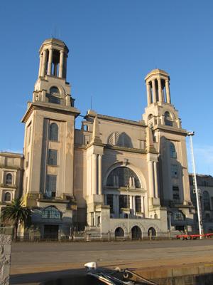 CIAE, Buenos Aires, Puerto Nuevo, superusina
