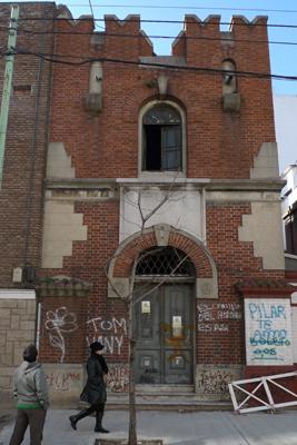 Buenos Aires, Palermo, CIAE, Paraguay 4511 subestación