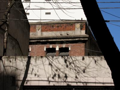 CIAE architecture, Buenos Aires, Balvanera, Subusina Moreno