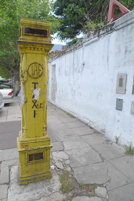 Buenos Aires, Puerto, CIAE, Dirección Nacional de Migraciones