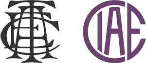 CATE & CIAE logos, Compañía Alemana Transatlántico de Electricidade, Compañía Italo-Argentina de Electricidade