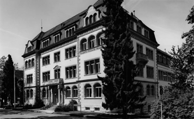 Motor Headquarters, Baden, Switzerland, 1905