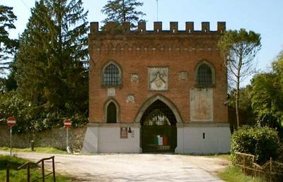 Palazzo Sforza Colleoni, Costabisarra, Veneto