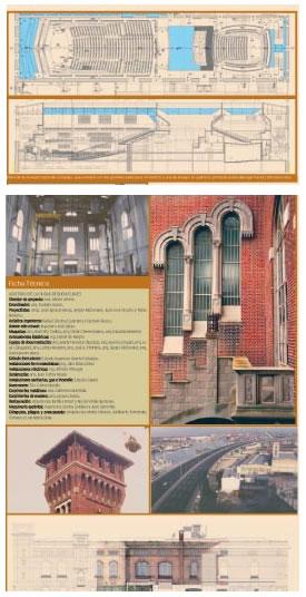 CIAE architecture, Buenos Aires, Usina Pedro de Mendoza, Chiogna, Usina de la Música