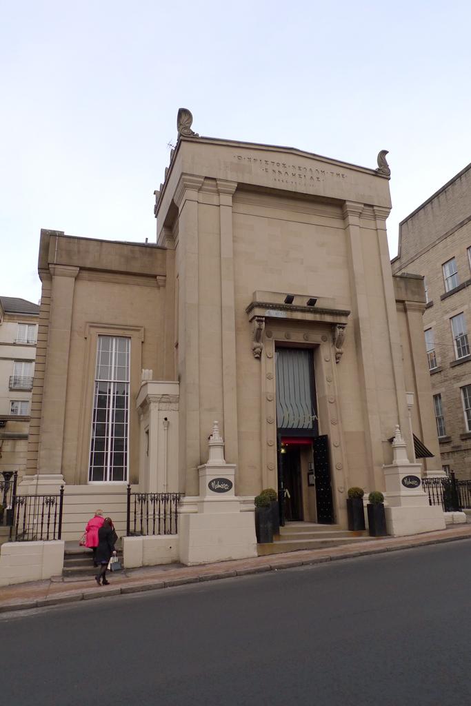 Scotland Glasgow Greek Revival Architecture