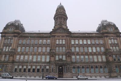 Scotland, Glasgow, Scottish Cooperative Wholesale Society
