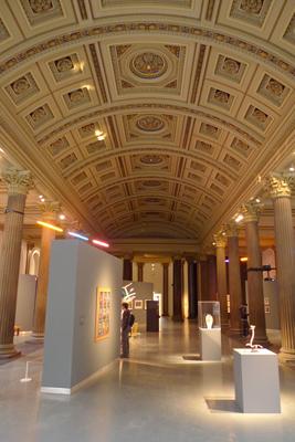 Scotland, Glasgow, Gallery of Modern Art, Cunninghame