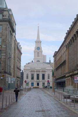 Scotland, Glasgow, Hutcheson's Hall