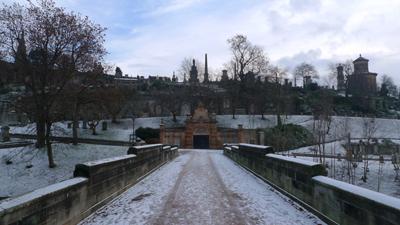 Scotland, Glasgow, Necropolis