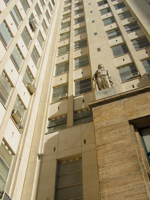 Buenos Aires, Recoleta, Facultad de Medicina