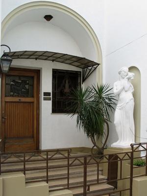 Art Deco, Buenos Aires, Caballito, Neuquén, Troiano Troiani