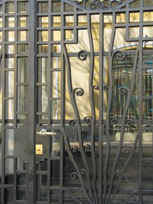 Art Deco, Buenos Aires, Caballito, La Nave