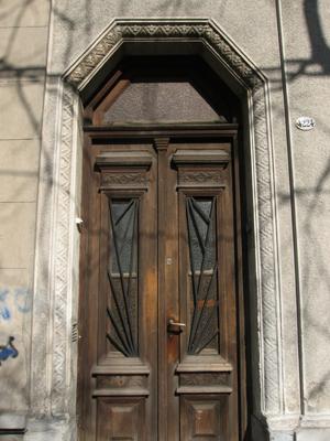 Art Deco, Buenos Aires, Boedo, Cochabamba
