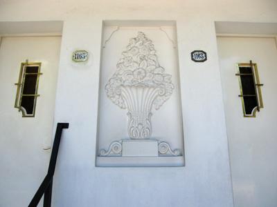 Art Deco, Buenos Aires, Caballito, Neuquén