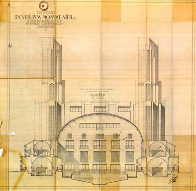 Buenos Aires, Estanislao Pirovano, Aquarium Monumental, 1935