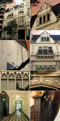 Buenos Aires, Retiro, Estanislao Pirovano, Biblioteca Guiraldes