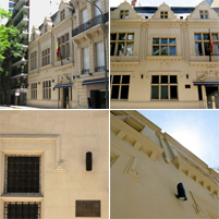 Buenos Aires, Recoleta, Estanislao Pirovano, Consulado de España, Petit Hotel, Catalina Olivier de Premoli