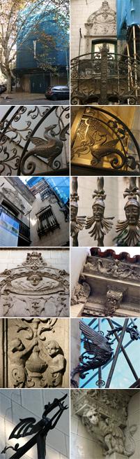 Buenos Aires, Palermo, Estanislao Pirovano, Museo Eva Perón