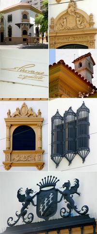 Buenos Aires, Belgrano, Estanislao Pirovano, Neocolonial