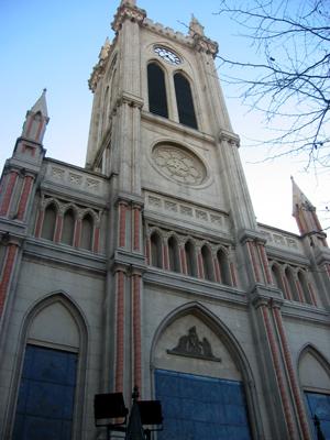 Buenos Aires, Nueva Pompeya, Nuestra Señora de Pompeya