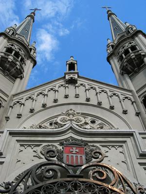 Buenos Aires, Caballito, Iglesia de Nuestra Señora de Buenos Aires