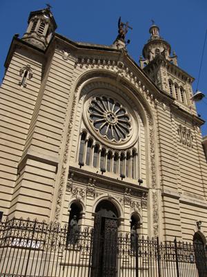 Buenos Aires, Monserrat, Iglesia de San Juan Bautista