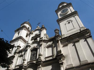 Buenos Aires, Microcentro, Monserrat, Iglesia de San Ignacio