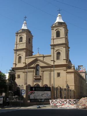 Buenos Aires, Monserrat, Iglesia de Santo Domingo