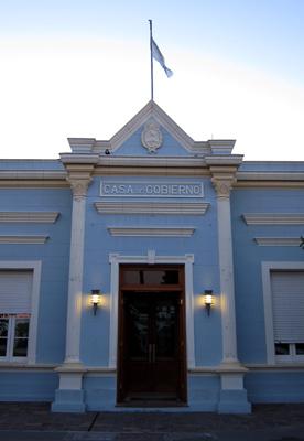 Argentina, Chubut, Rawson, Casa de Gobierno