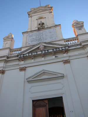 Argentina, Chubut, Rawson, Colegio Don Bosco