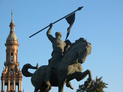 España, Sevilla, El Cid, Anna Hyatt Huntington