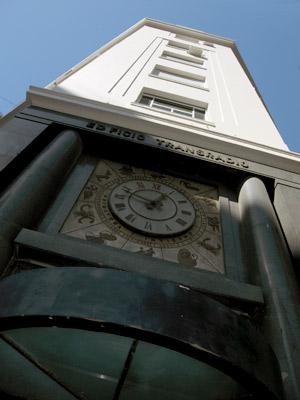 Buenos Aires, San Nicolás, Avenida Corrientes, Alejandro Christophersen, Edificio Transradio